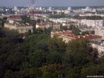 Минск: дома одного стиля на проспекте Независимости.