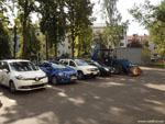 Минск: типичная парковка!
