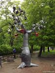 Кронштадт: дерево желаний.