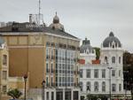 Сантандер: отель на мысе.