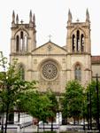Хихон: церковь Святого Лоренцо ( iglesia de San Lorenzo ).