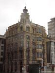 Хихон: здание Варшава ( edificio Varsovia ).