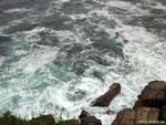 Хихон: океан штормит.
