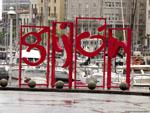 Хихон: современное искусство на улице.