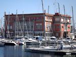 Ла-Корунья: полный город яхт.