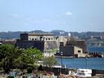 Ла-Корунья: археологический музей в старой крепости.