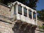 Ла-Корунья: осовремененная крепостная стена.