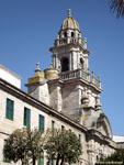 Ла-Корунья: монастырь Сан-Доминго ( monasterio de San Domingo ).
