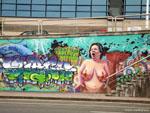 Ла-Корунья: традиционные граффити.