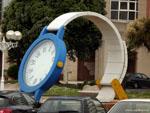 Ла-Корунья: подозрительные часы.