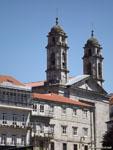 Виго: собор Санта-Мария-де-Виго.