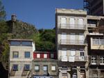 Виго: слева-сверху выглядывает замок Сан Себастьян ( Castillo de San Sebastián ).