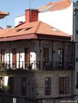 Виго: общий балкон.