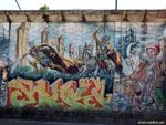 Виго: традиционные граффити.