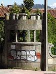 Виго: средневековые граффити.