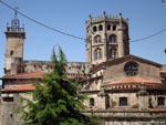 Оренсе: собор ( Catedral de Orense ).