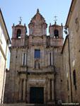 Оренсе: церковь Св. Марии ( Iglesia de Santa Maria ).