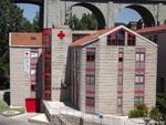 Оренсе: здание Красного Креста.