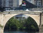 Оренсе: Римский мост ( ponte Romana de Ourense ).