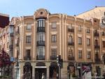 Леон: подозрительный андалузский дом.