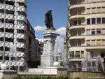 Леон: памятник Пересу Гузману ( monumento de Pérez de Guzmán ).