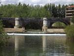 Леон: античный мост.