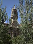 Леон: часы монастыря Сан-Маркос ( Convento de San Marcos ).