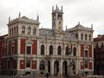 Вальядолид: ратуша ( Casa consistorial de Valladolid ).