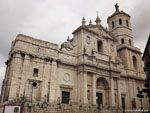 Вальядолид: Свято-Столичный кафедральный собор Успения Пресвятой Богородицы ( La Santa Iglesia Catedral Metropolitana de Nuestra Señora de la Asunción ).