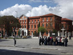 Вальядолид: институт среднего образования Zorrilla ( Instituto de Educación Secundaria Zorrilla ).
