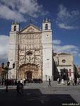 Вальядолид: конвентуальные церковь Сан-Пабло ( Iglesia conventual de San Pablo ).